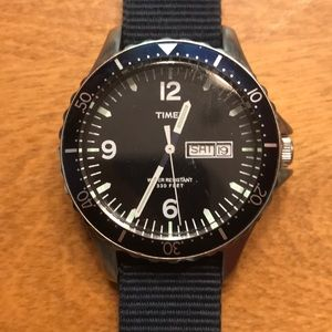 Timex Andros Dive Watch